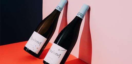La colección Analema son vinos de diseño desde su concepción hasta elaboración, embotellado y lanzamiento.